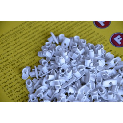 Заглушка алюминиевой нижней планки Mini